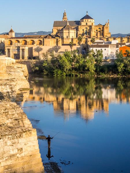 Morning Fisherman, Córdoba