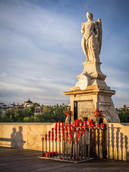 Passing the Angel, Córdoba