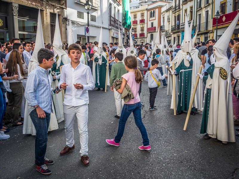 Fun for the Kids, Semana Santa, Córdoba