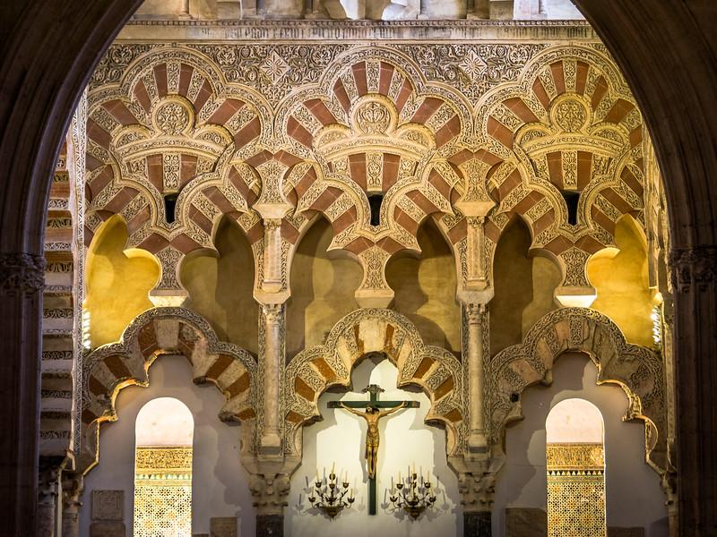 Symmetry, Mezquita, Córdoba