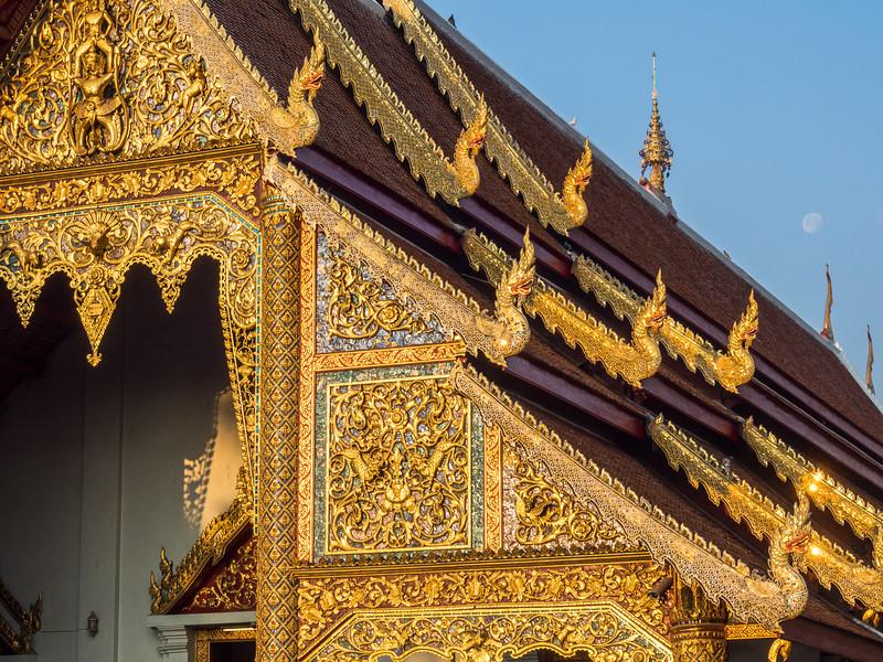 Wat Details, Wat Phra Singh, Chiang Mai