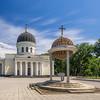 The Metropolitan Cathedral, Chisinau, Moldova