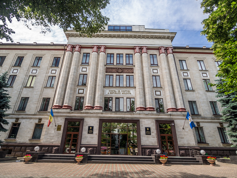 High Court of Moldova, Chisinau