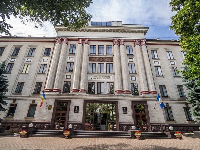 High Court of Moldova, Chisinau