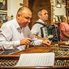 Cembalom and Accordian Players, Chisinau, Moldova