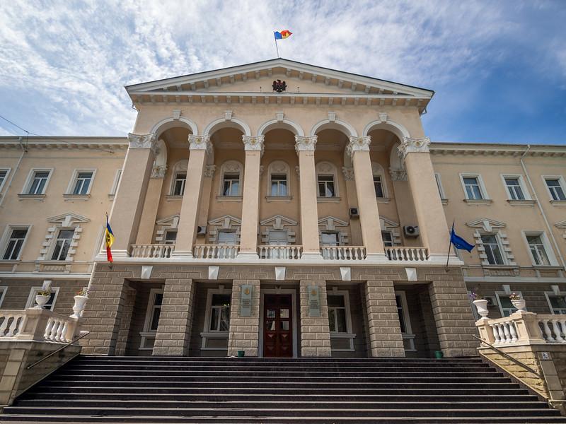 Moldovan Ministry of the Interior, Chisinau