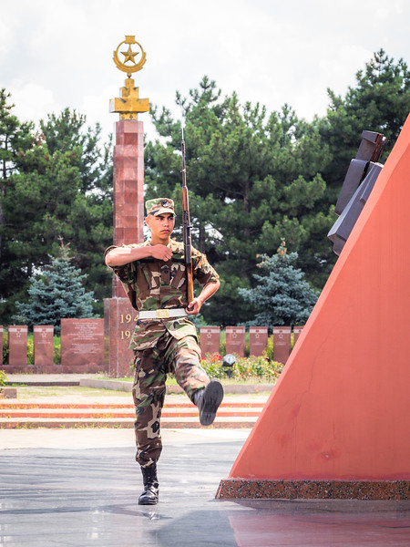 Marching Soldier, Chisinau