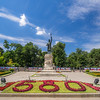Monument to Stephen the Great, Chisinau