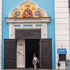 Little Girl at the Cathedral, Chisinau