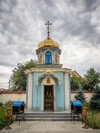 Orthodox Chapel, Chisinau