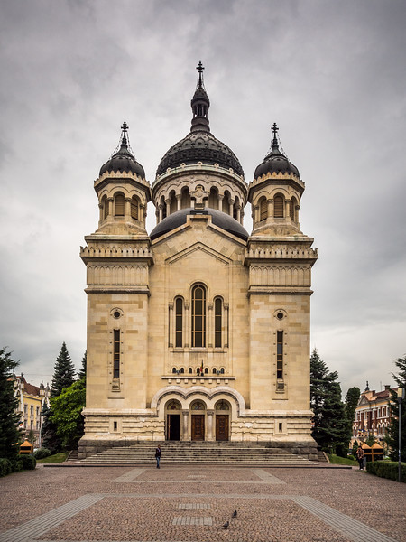 The Romanian Orthodox Cathedral, Cluj-Napoca