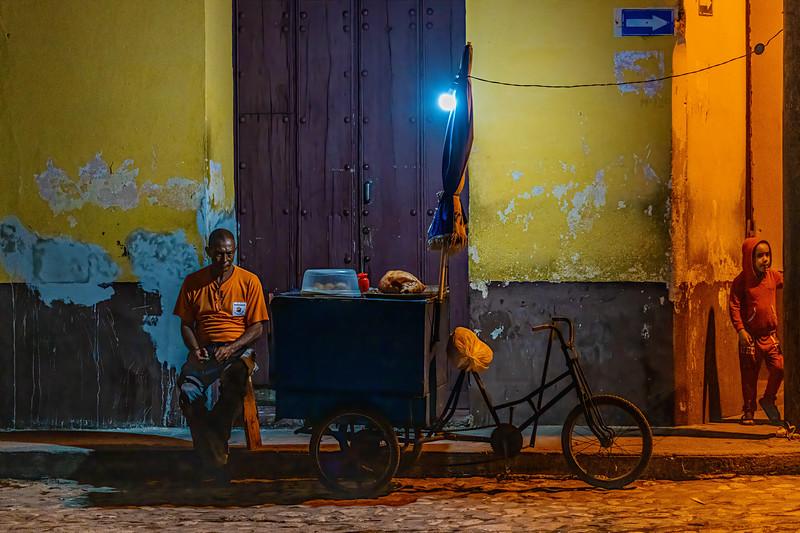 Streets Of Trinidad