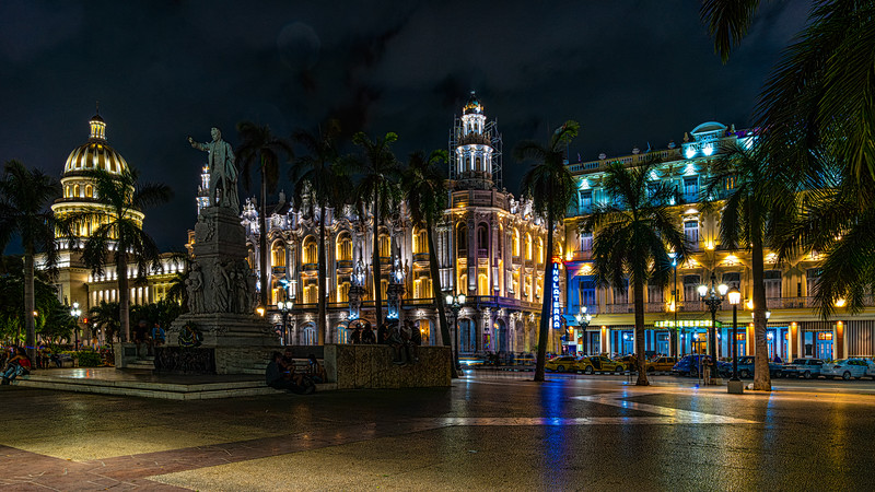 Havana After Dark