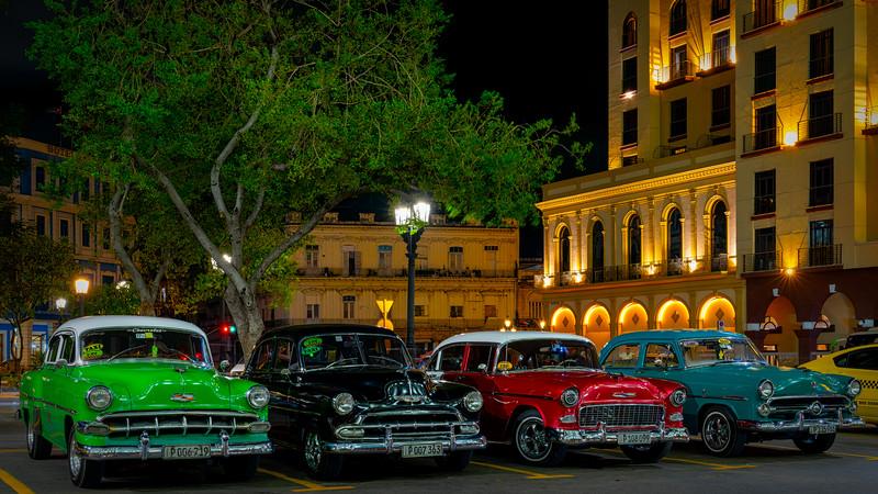 Havana After Dark