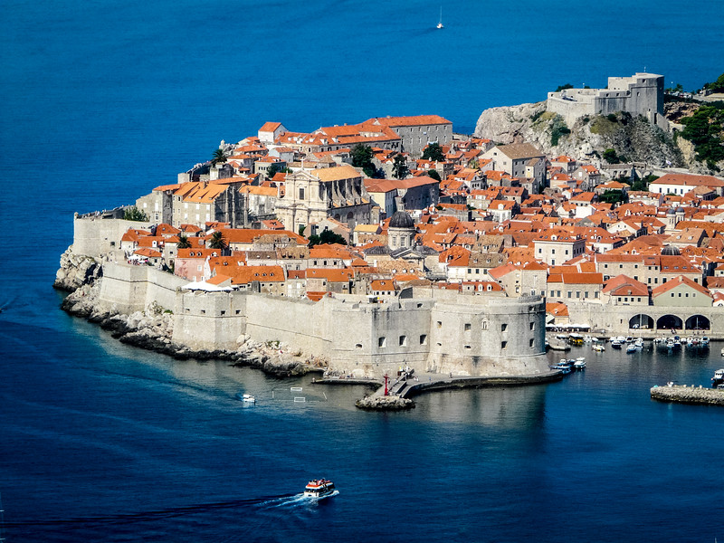 Pearl of the Adriatic, Dubrovnik, Croatia