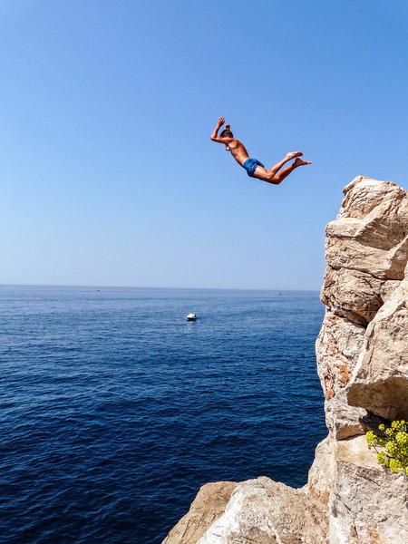 Free Falling, Dubrovnik