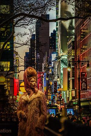 Gloria On 42nd Street