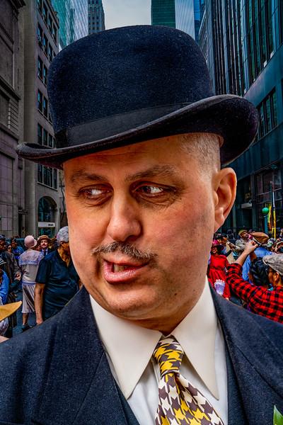 Bowler Hat GUy