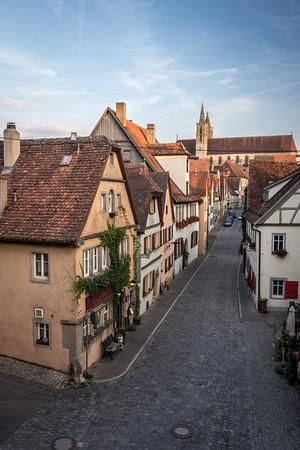 Village Street, Rothenburg