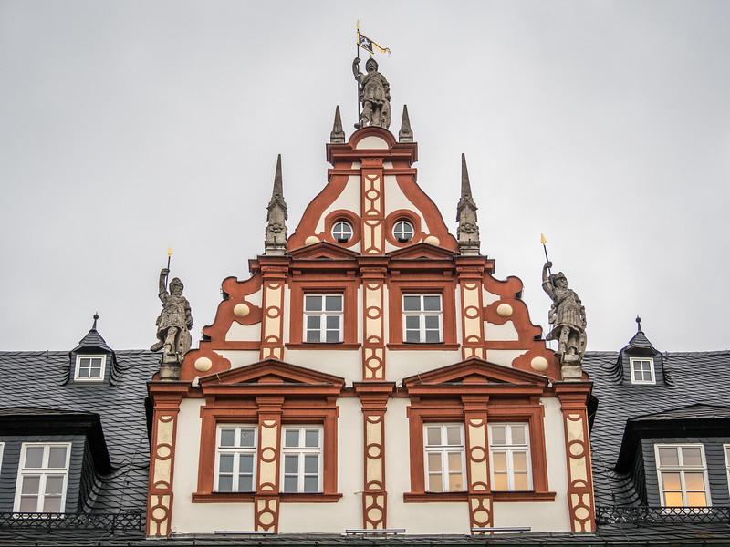 Burgerhaus, Coburg, Germany