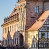 Franconian Façade, Bamber, Germany