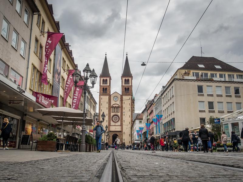 Along the Rails, Würzburg, Germany