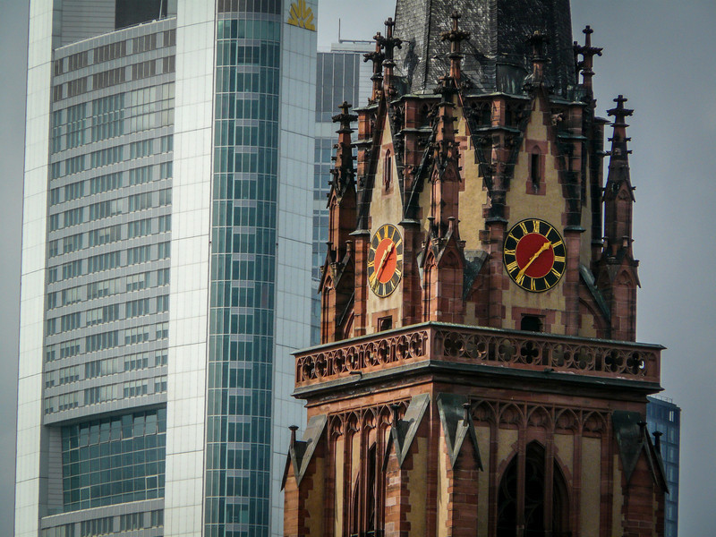 Towers, Frankfurt