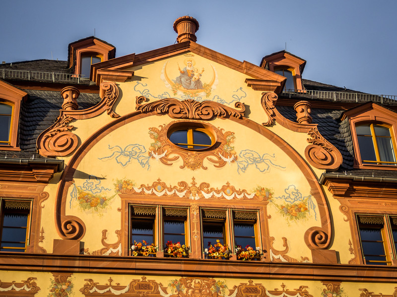 Fancy Housetop, Mainz