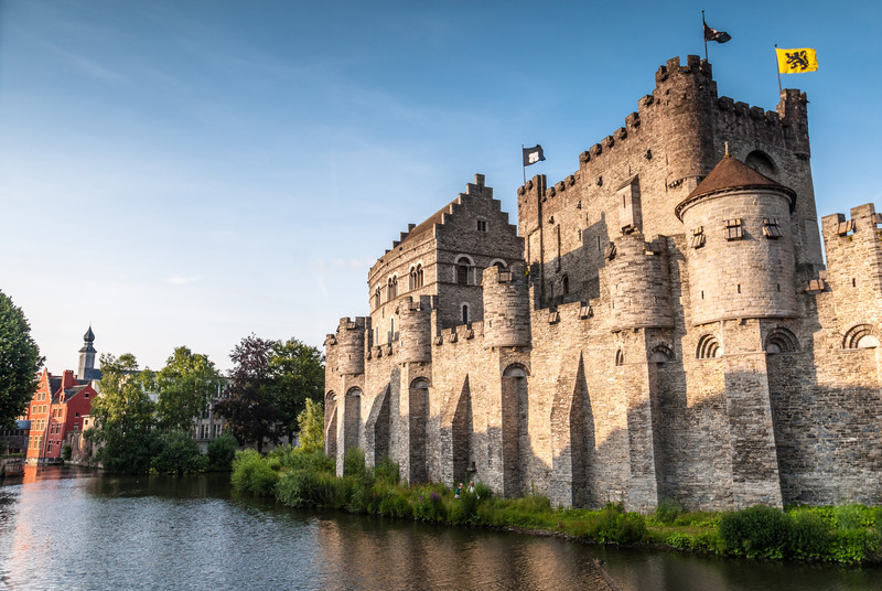 The Gravensteen, Ghent