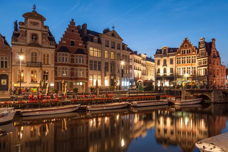 Quiet Night, Ghent