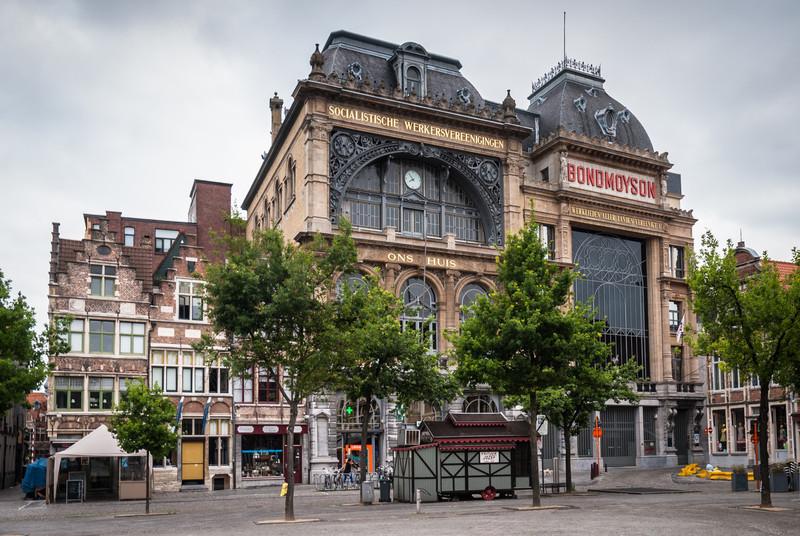 Bondmoyson, Ghent