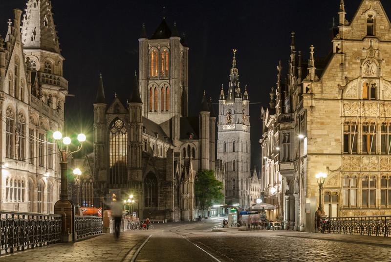 Medieval Manhattan, Ghent