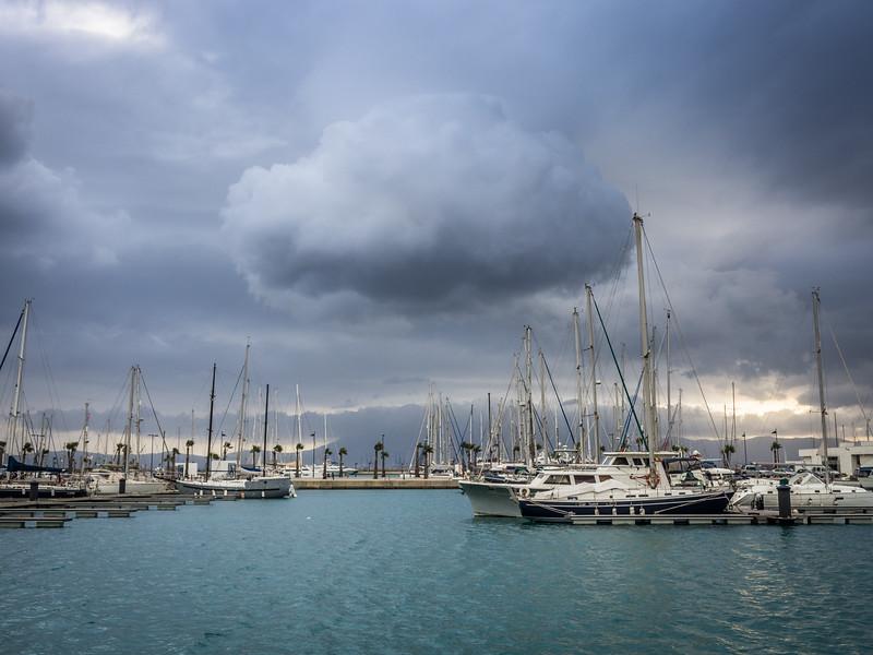 Passing Cloud, Algeciras