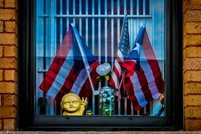 Flag Window