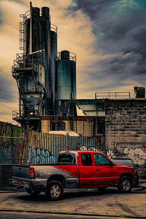 Cement Factory Five