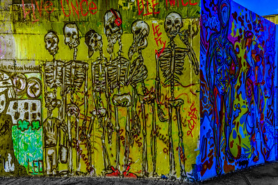 Skeleton Walls