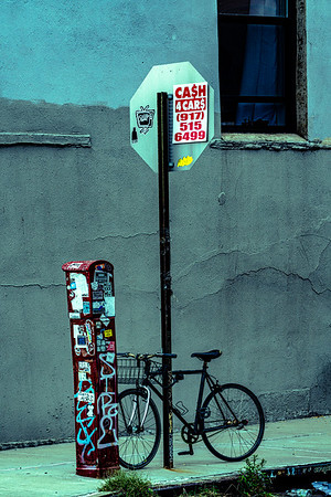 Hopper's Bicycle