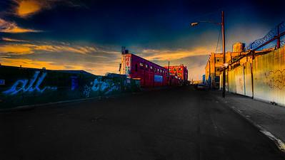 Bushwick Sunset