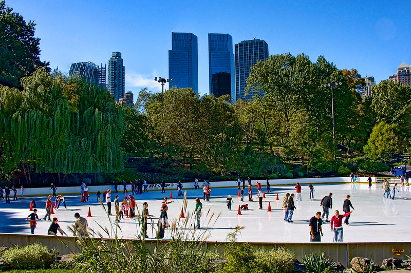 Central Park Ice Rink