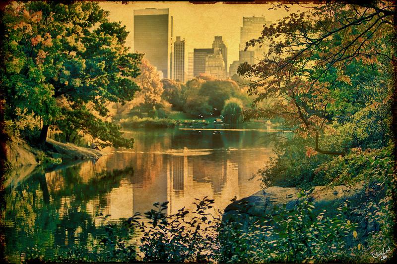 Vintage Central Park