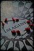 Imagine, the John Lennon Memorial in Strawberry Fields, Central Park, New York City