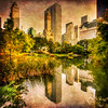 Manhattan On Canvas, Central Park