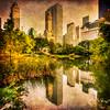 Manhattan On Canvas, Central Park