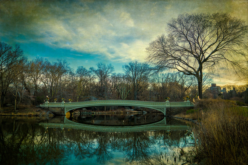 Bow Bridge Rennaisance