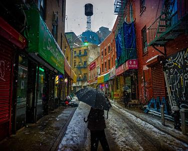 Snow On Doyars