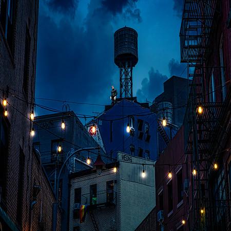 Doyers Street Water Tower