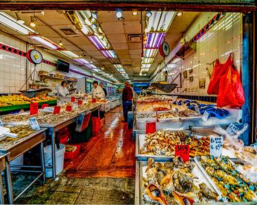 Chinatown Fishmonger