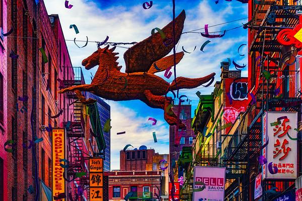 Chinatown, New York City