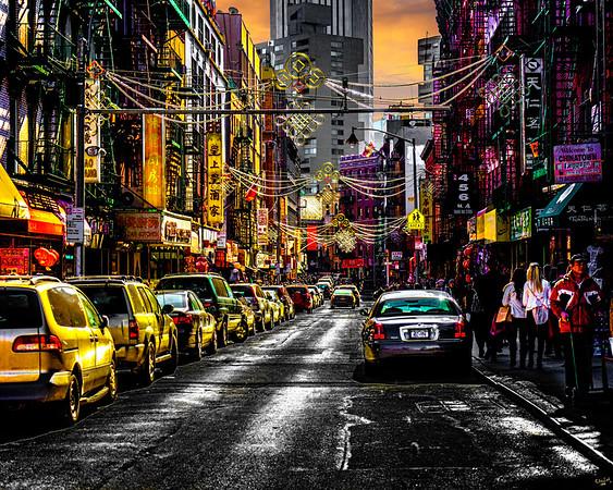 Exploring Manhattan