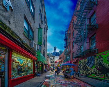 On Doyars Street